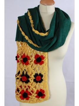 Echarpe Crochet Vetre