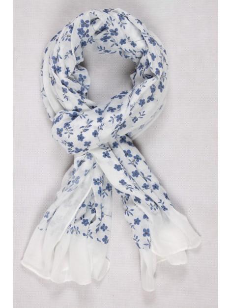 Chèche Uni Blanc